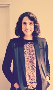 Desiree Akhavan before the premiere of her film at the Sydney Film Festival on Friday.