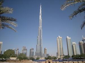 Burj Khalifa. By: Leandro Neumann Ciuffo