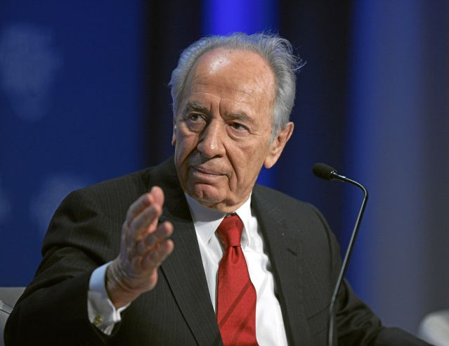 Shimon Peres - World Economic Forum